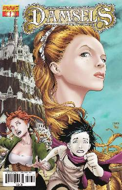 Damsels #1 Chen Cover [Comic] LARGE