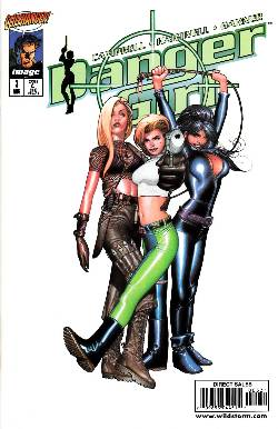 Danger Girl #3 [Image Comic] LARGE