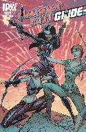 Danger Girl GI Joe #2 Cover A- Campbell [Comic] THUMBNAIL