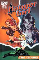 Danger Girl the Chase #1 Cover RI- Animated [Comic] THUMBNAIL