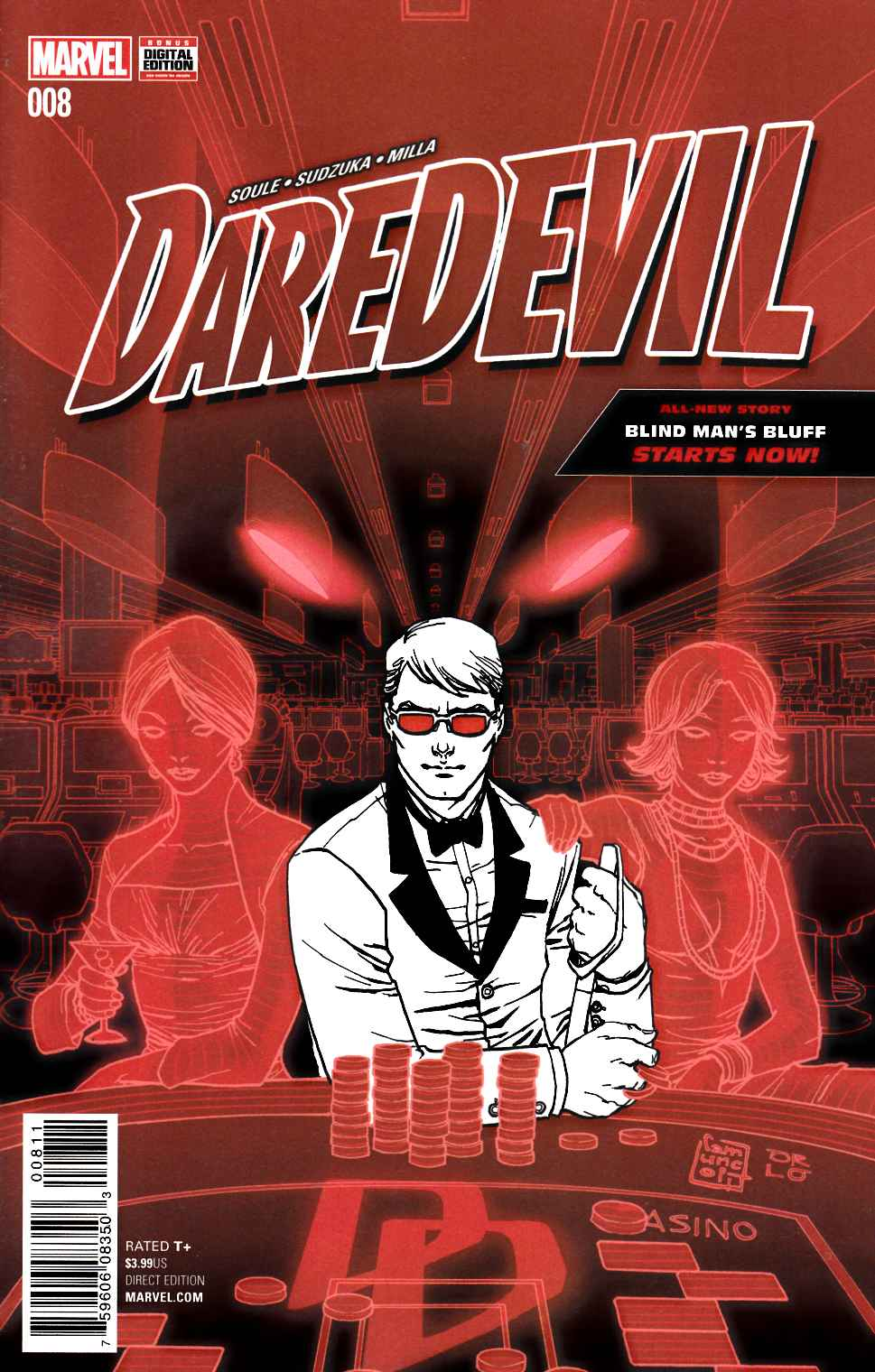 Daredevil #8 [Marvel Comic] LARGE