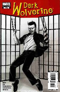 Dark Wolverine #76 (DKR) (1:10 50s Decade Variant Cover)_LARGE