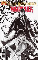 Dark Shadows Vampirella #2 Neves B&W Incentive Cover [Comic]_THUMBNAIL