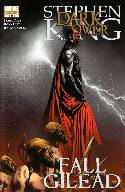 Dark Tower the Fall of Gilead #1 Near Mint (9.4) [Marvel Comic] THUMBNAIL