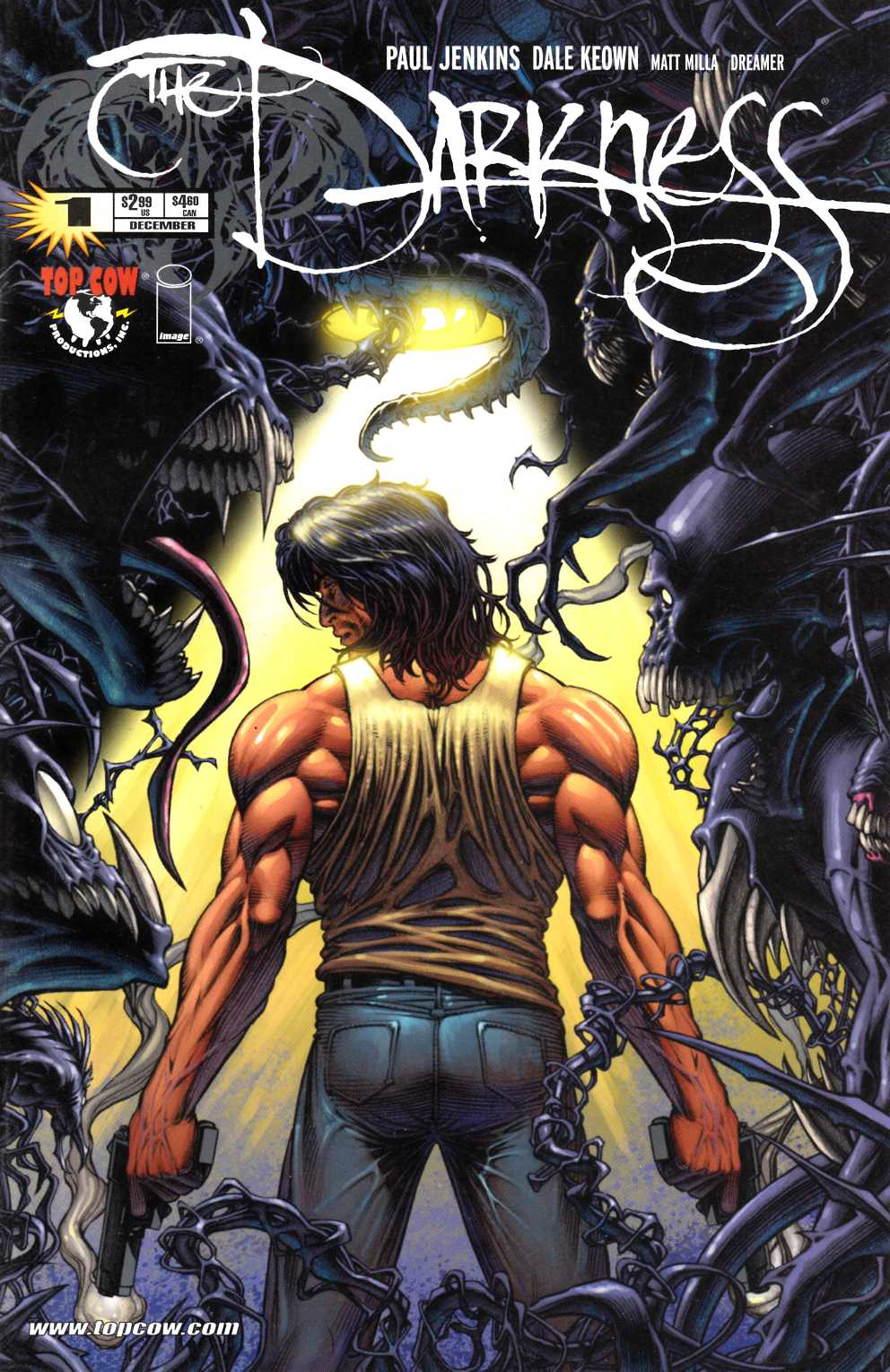 Darkness #1 Near Mint (9.4) [Image Comic] THUMBNAIL