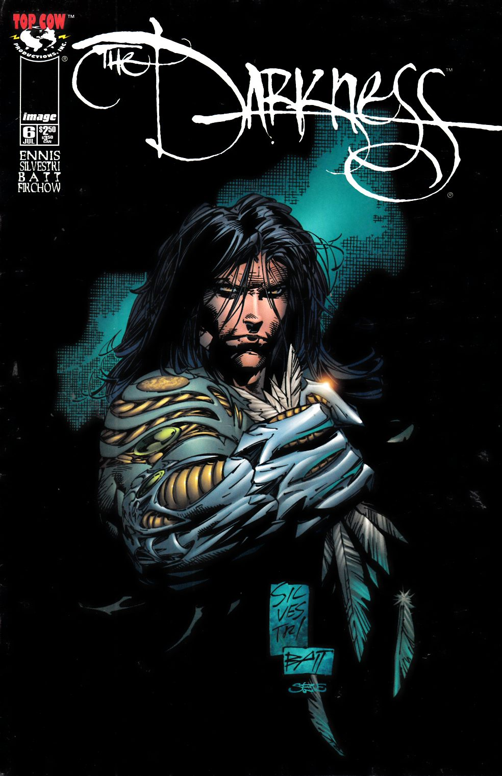 Darkness #6 Very Fine (8.0) [Image Comic] THUMBNAIL