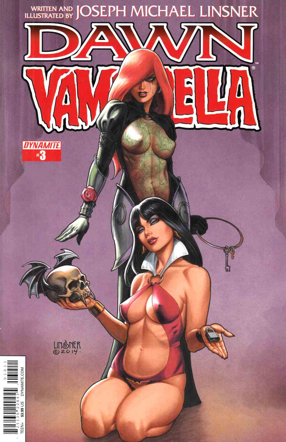 Dawn Vampirella #3 [Dynamite Comic] LARGE