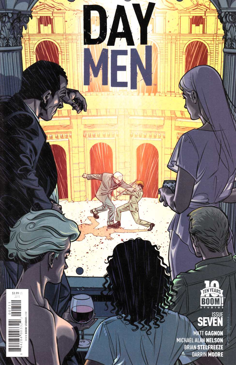 Day Men #7 [Boom Comic]