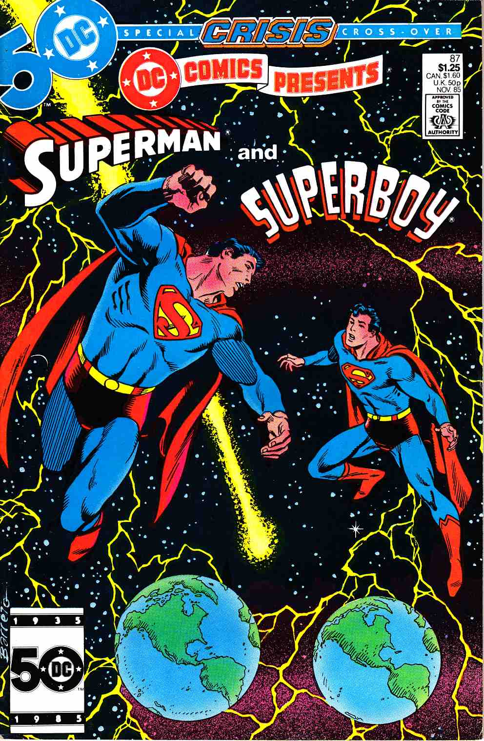 DC Comics Presents #87 [DC Comic]_THUMBNAIL
