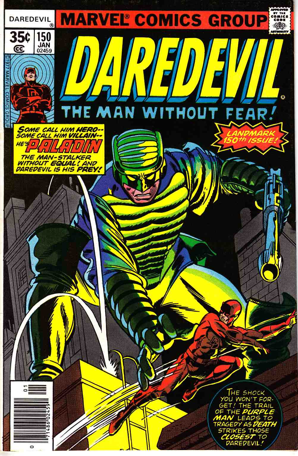 Daredevil #150 Very Fine (8.0) [Marvel Comic]