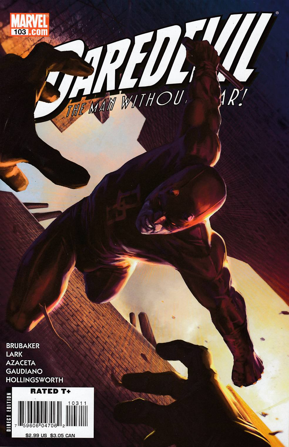 Daredevil #103 Very Fine (8.0) [Marvel Comic]