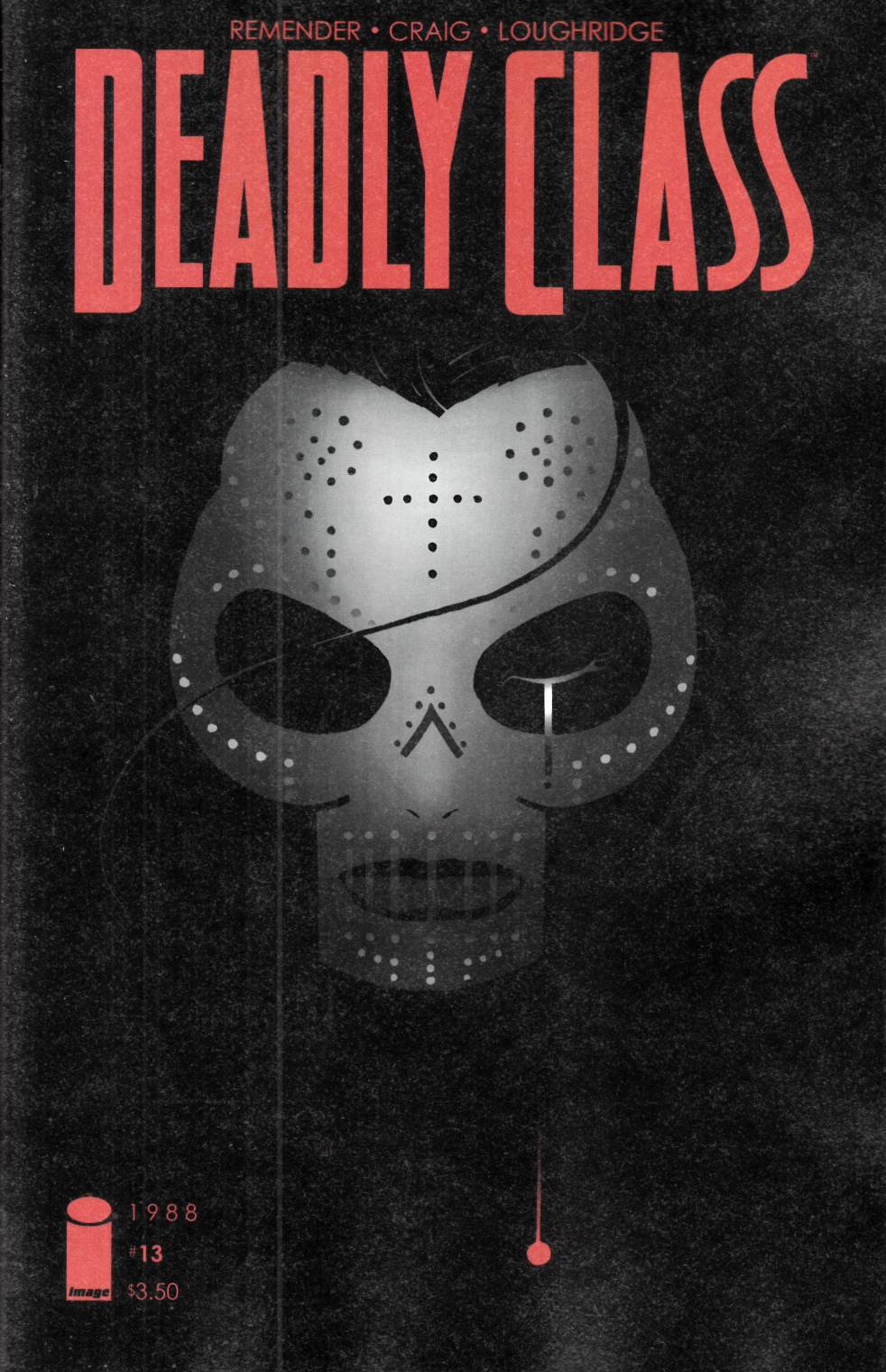 Deadly Class #13 [Image Comic]