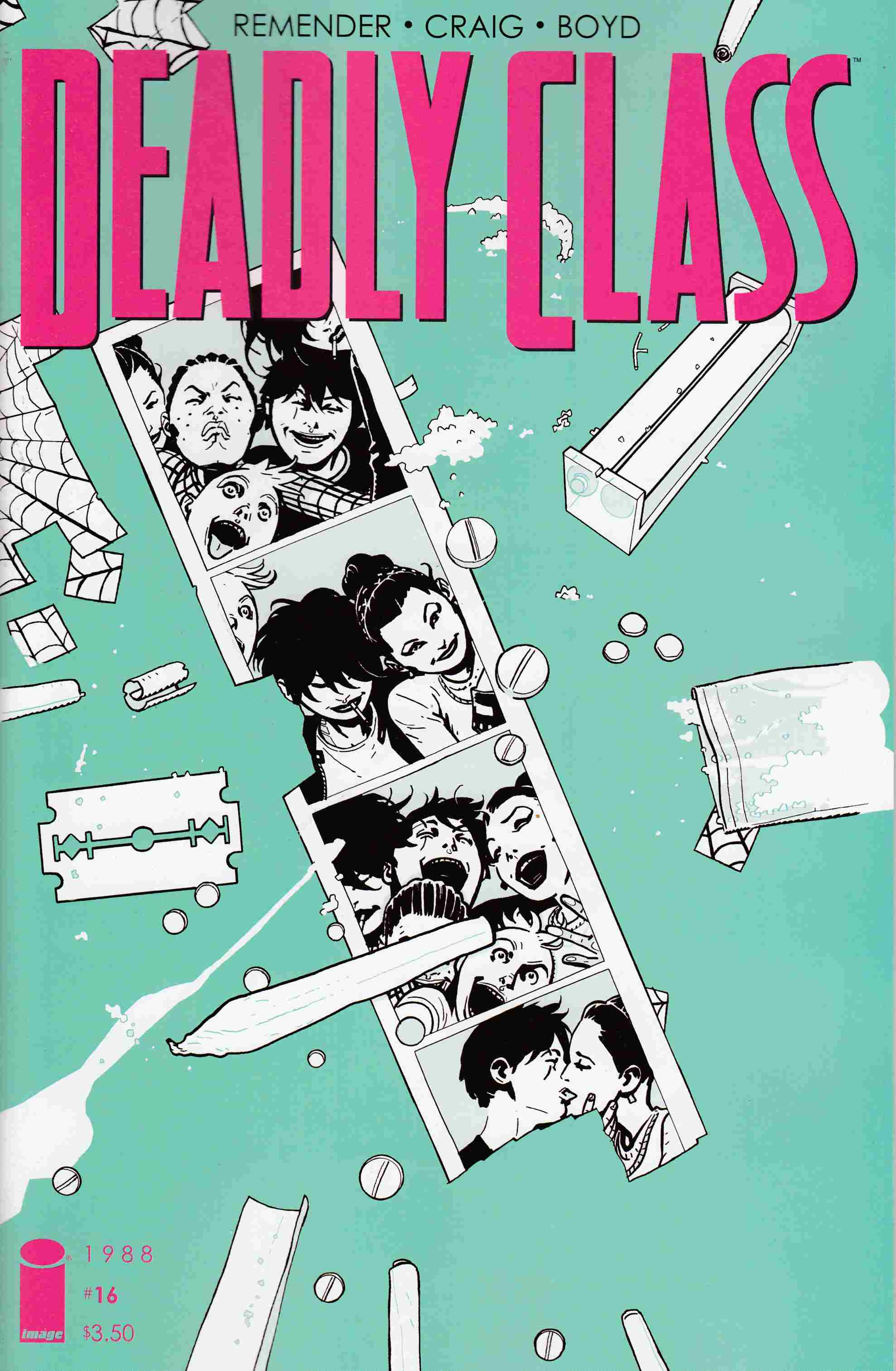 Deadly Class #16 [Image Comic]