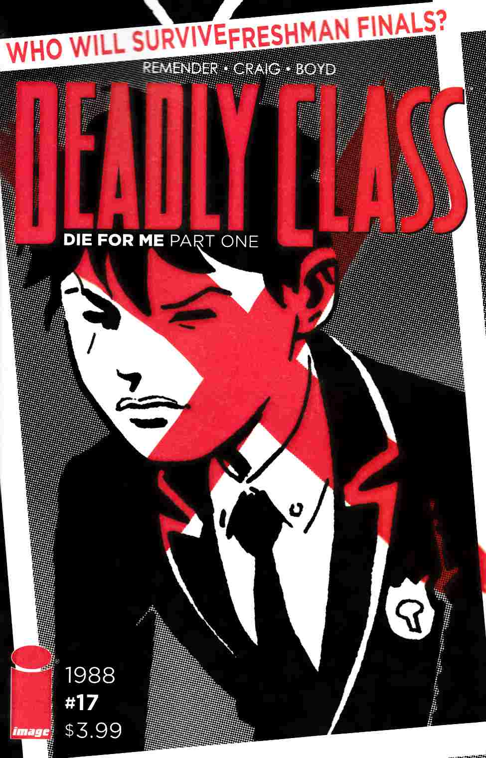 Deadly Class #17 Cover B [Image Comic]