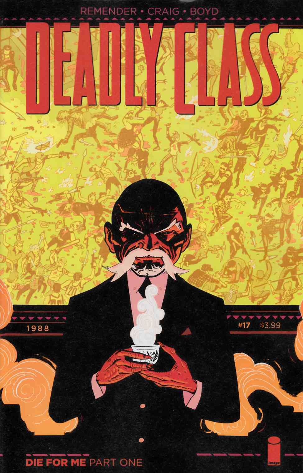 Deadly Class #17 [Image Comic]