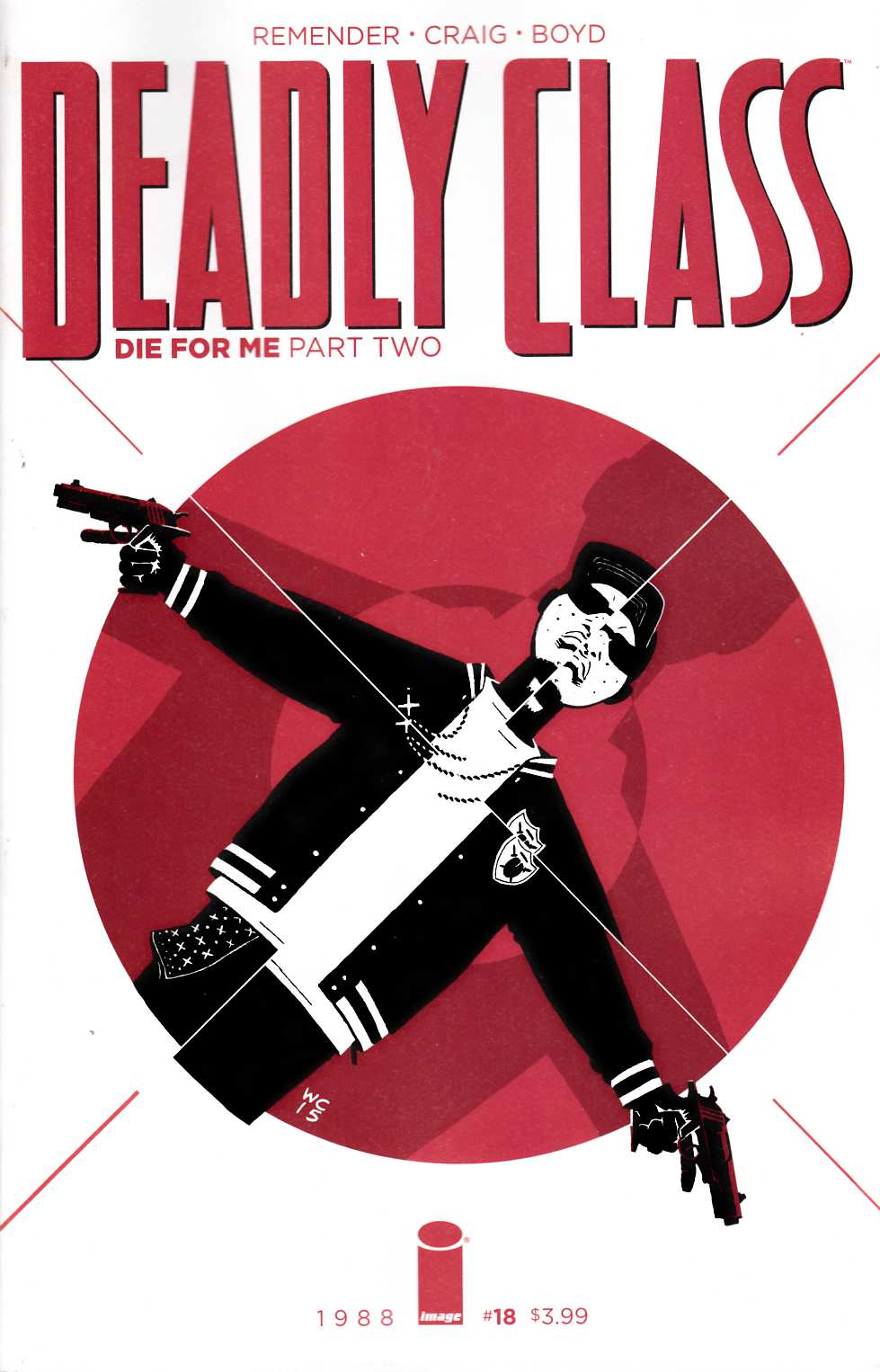 Deadly Class #18 [Image Comic]