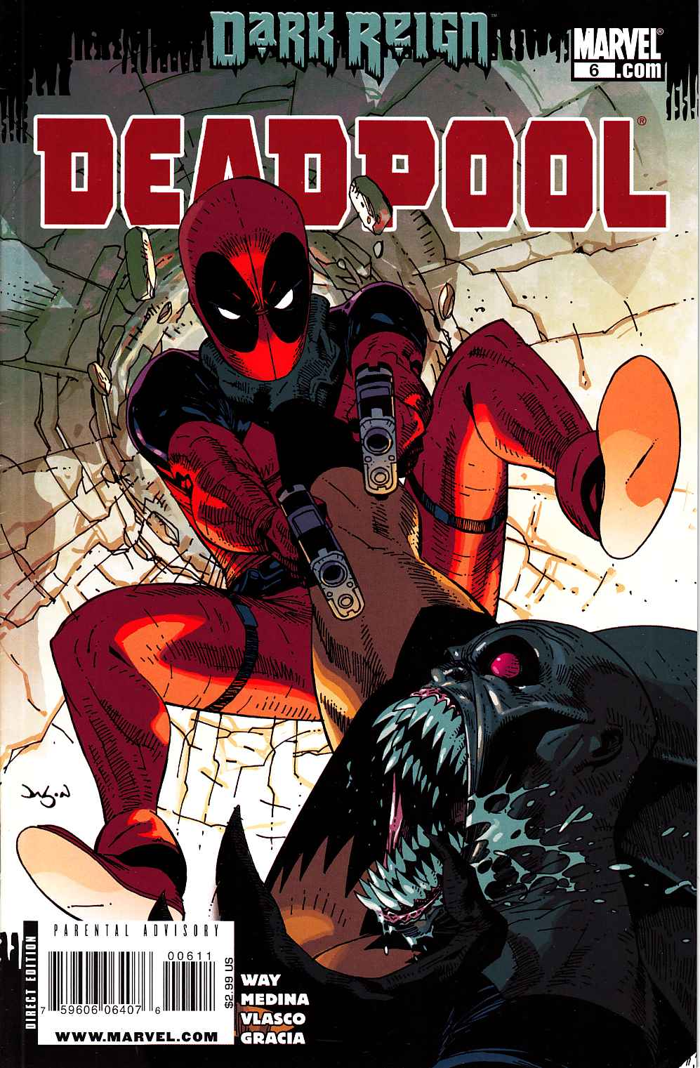 Deadpool #6 [Marvel Comic]