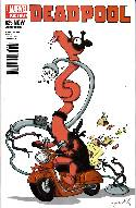 Deadpool #25.Now- Cook Animal Variant Cover [Comic] THUMBNAIL