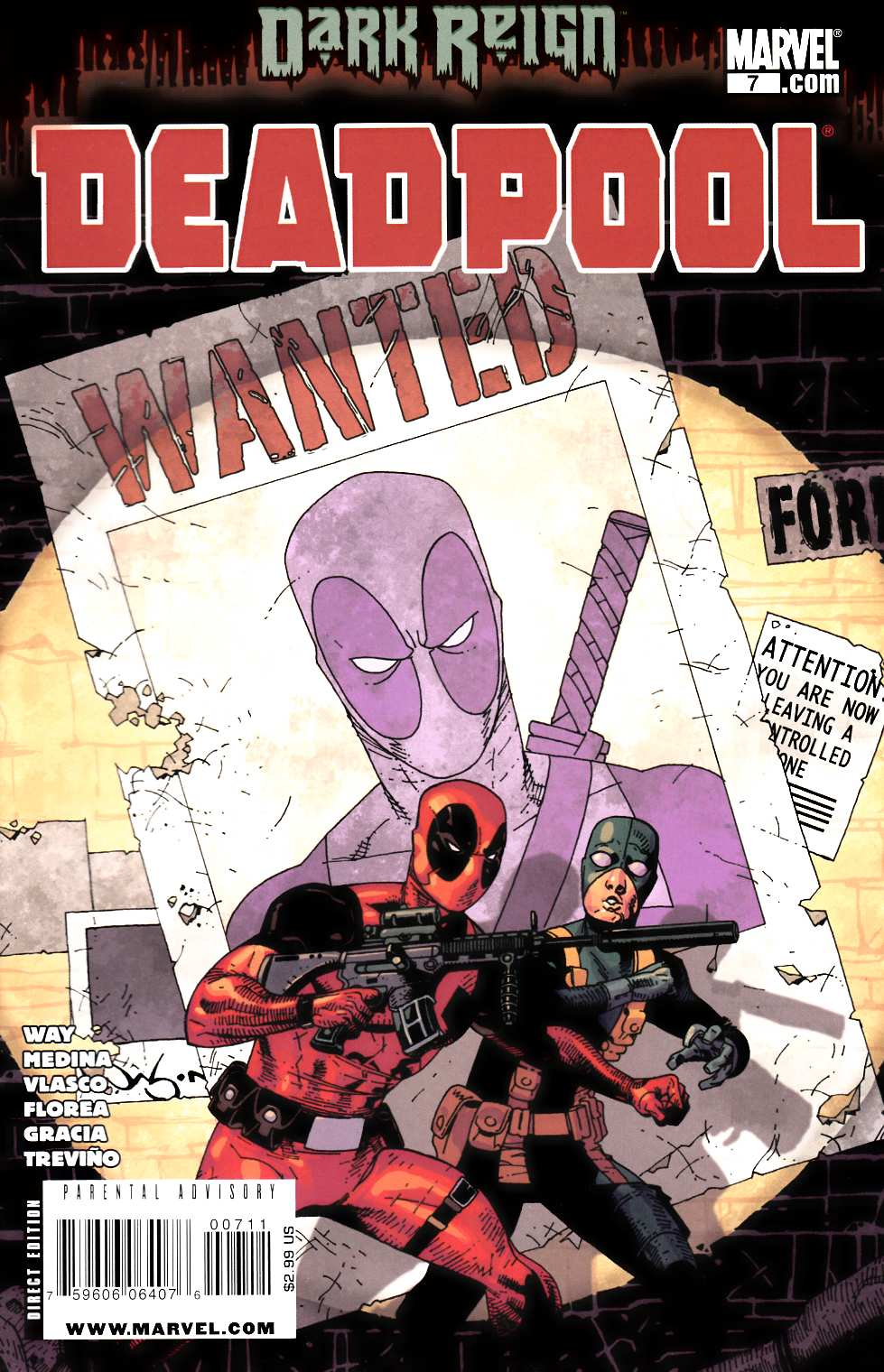 Deadpool #7 [Marvel Comic]