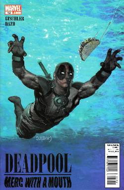 Deadpool Merc with a Mouth #12 [Comic] LARGE