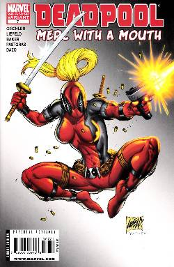 Deadpool Merc With A Mouth #7 Second Printing [Comic] LARGE