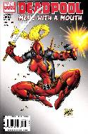 Deadpool Merc With A Mouth #7 Second Printing [Comic] THUMBNAIL
