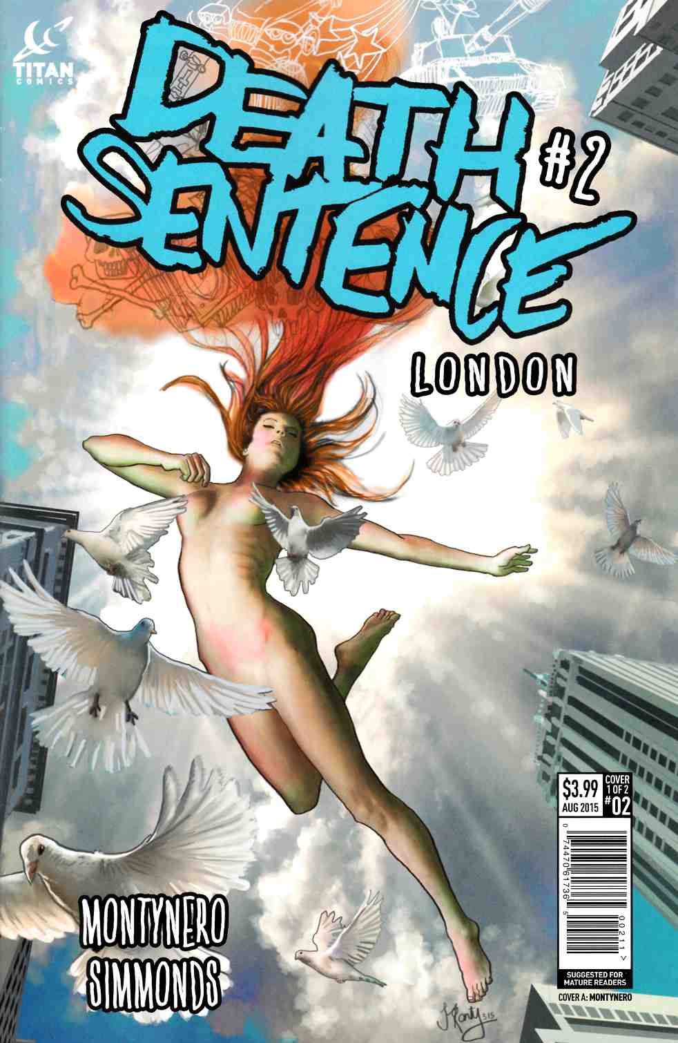 Death Sentence London #2 [Titan Comic]