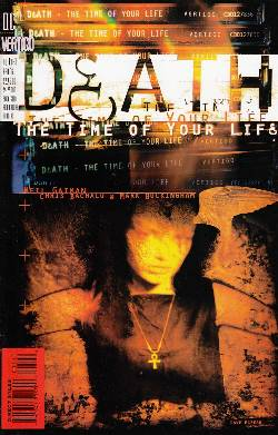 Death the Time of Your Life #1 [DC Comic]