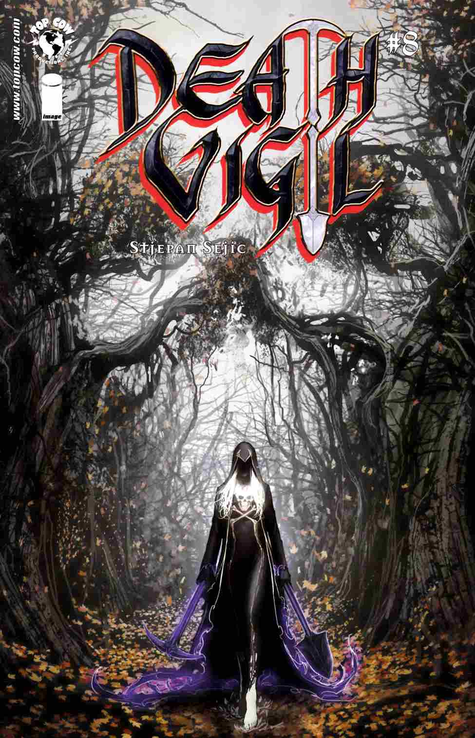 Death Vigil #8 [Image Comic] LARGE
