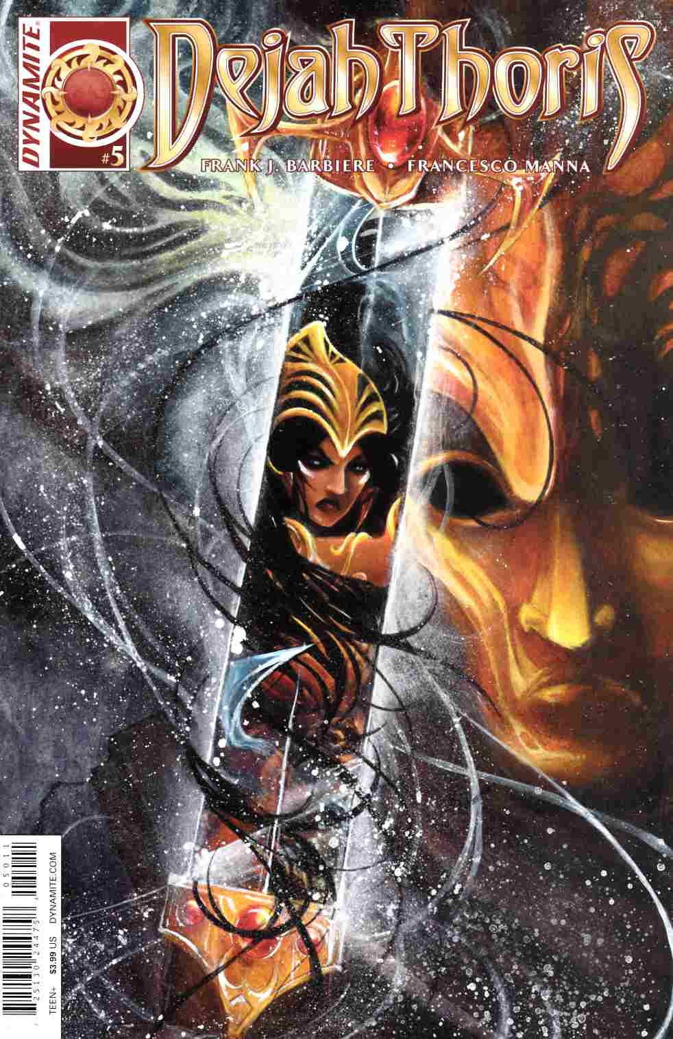 Dejah Thoris #5 [Dynamite Comic] THUMBNAIL
