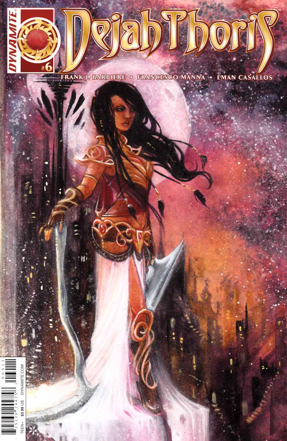 Dejah Thoris #6 [Dynamite Comic] THUMBNAIL