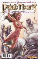 Dejah Thoris & White Apes of Mars #3 Garza Cover [Comic]_THUMBNAIL