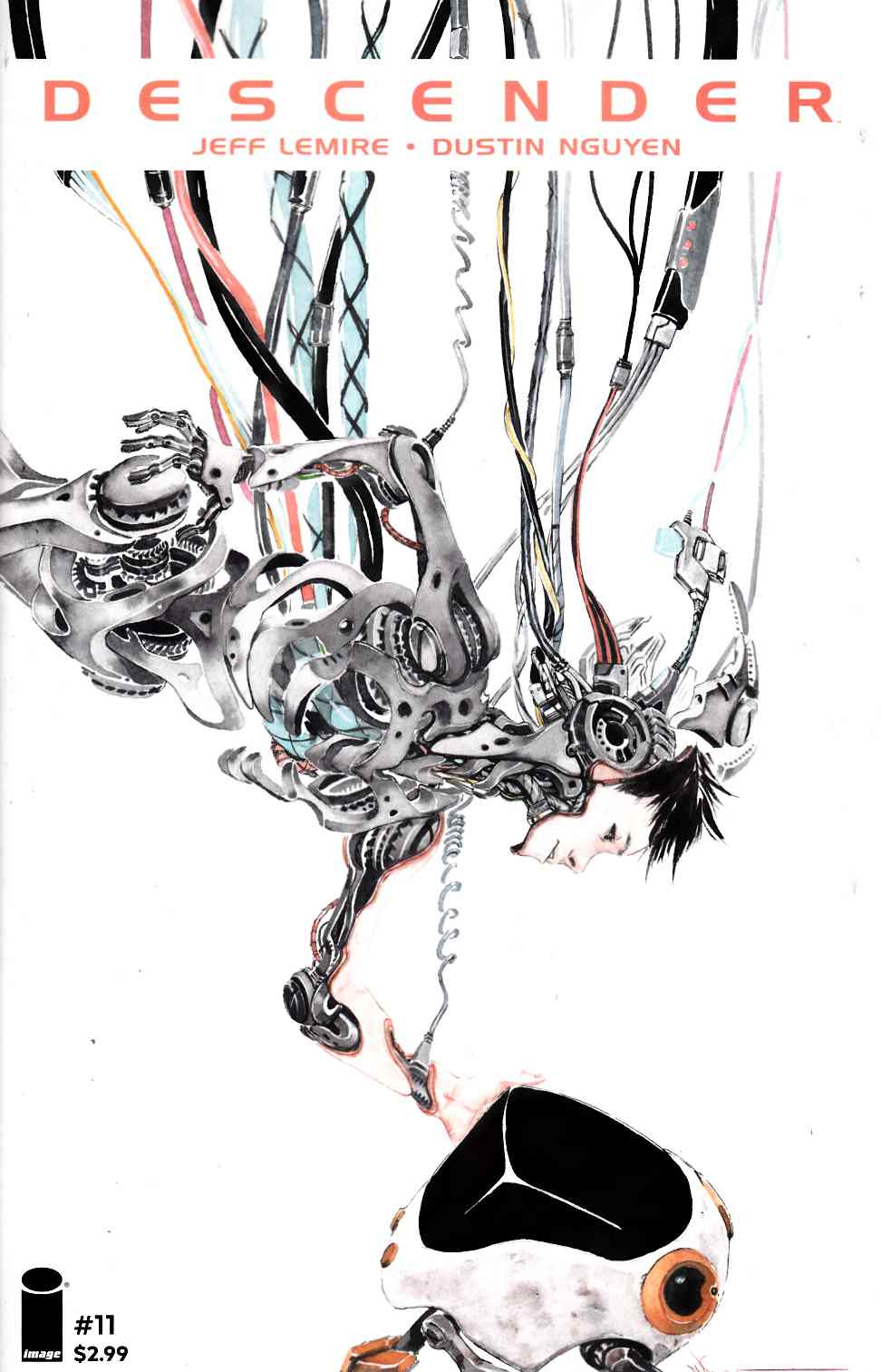 Descender #11 [Image Comic] THUMBNAIL