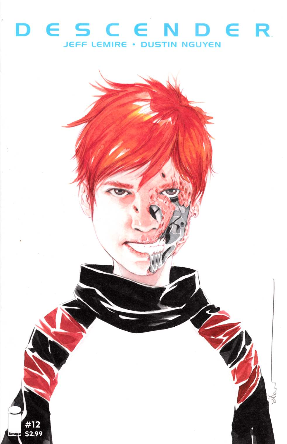 Descender #12 [Image Comic] THUMBNAIL