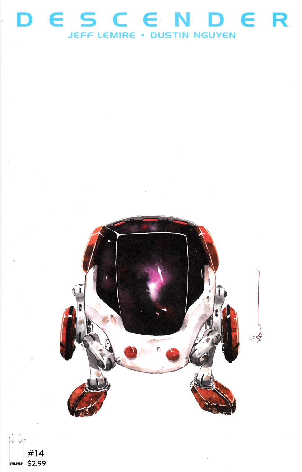 Descender #14 [Image Comic] THUMBNAIL