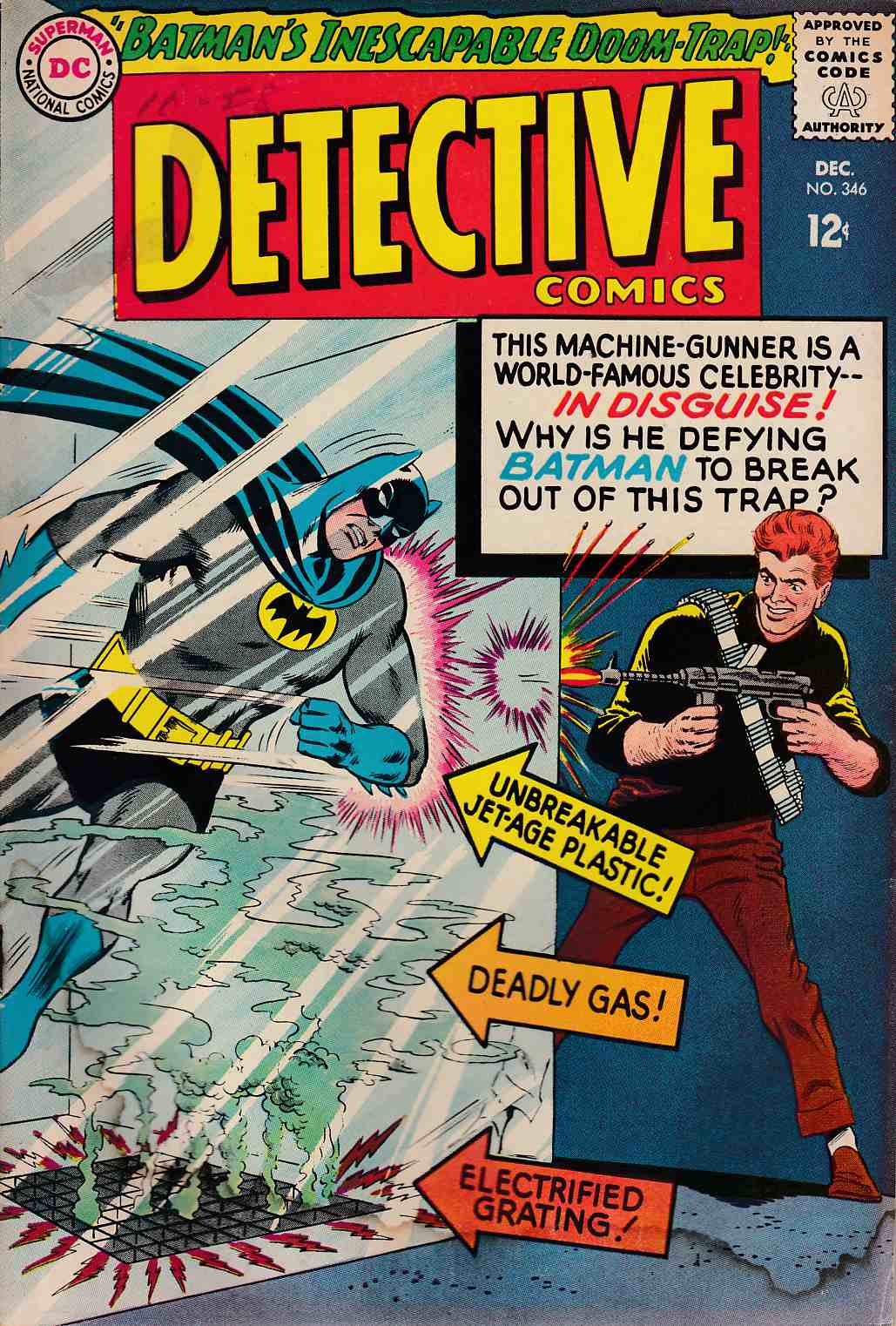 Detective Comics #346 Good (2.0) [DC Comic] THUMBNAIL