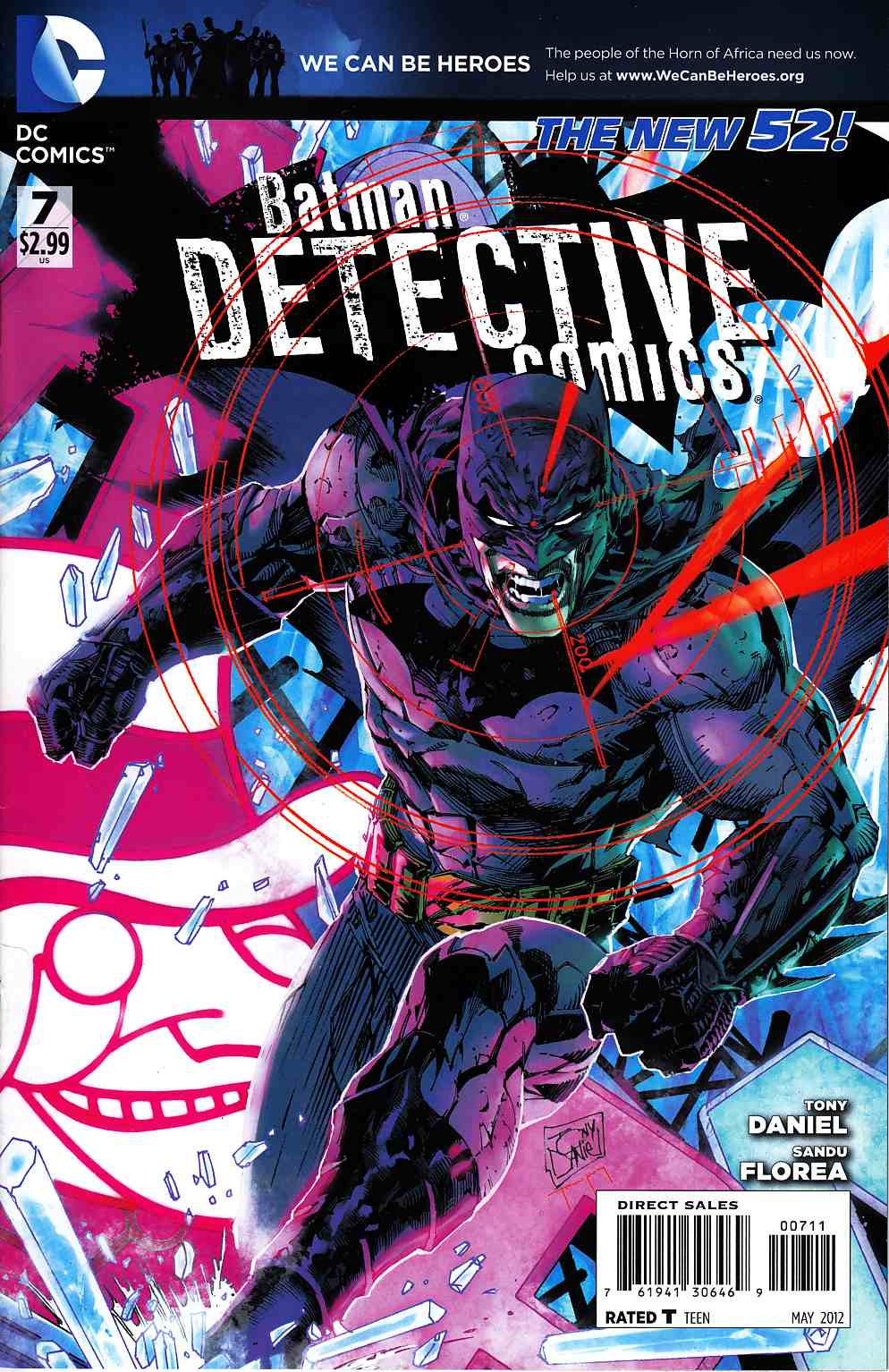 Detective Comics #7 Near Mint (9.4) [DC Comic] THUMBNAIL