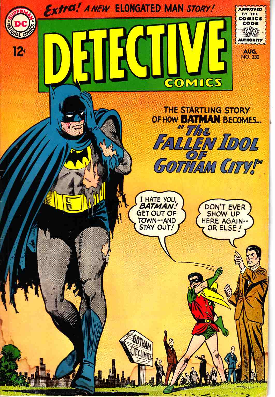 Detective Comics #330 [DC Comic] LARGE
