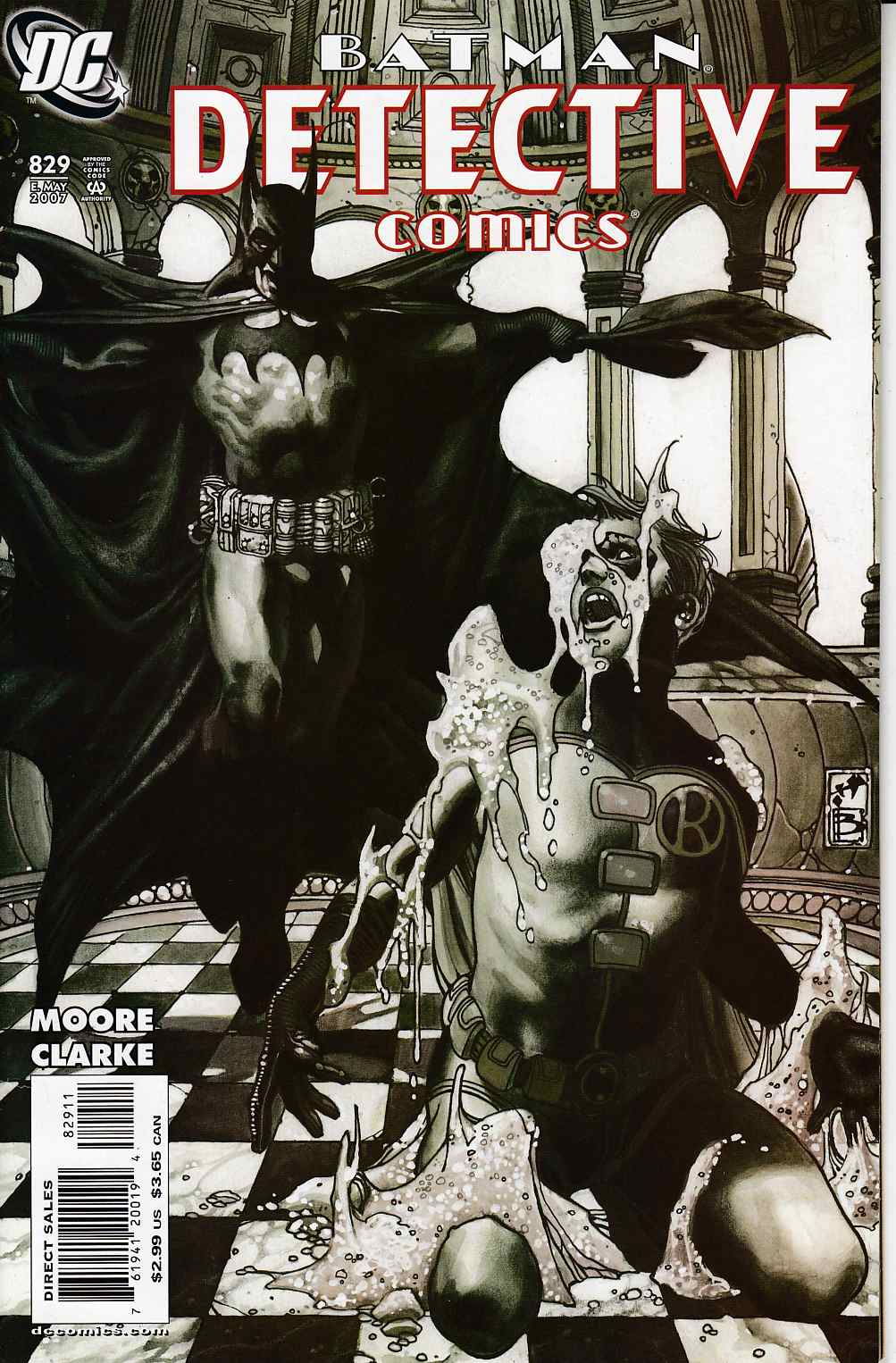 Detective Comics #829 Near Mint (9.4) [DC Comic] LARGE