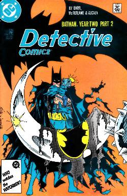 Detective Comics #576 Fine (6.0) [DC Comic] LARGE