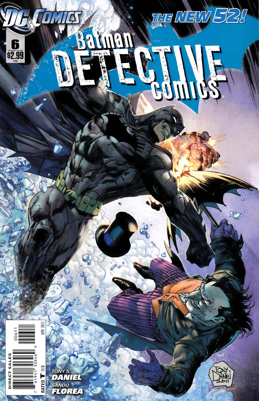 Detective Comics #6 Near Mint Minus (9.2) [DC Comic] THUMBNAIL