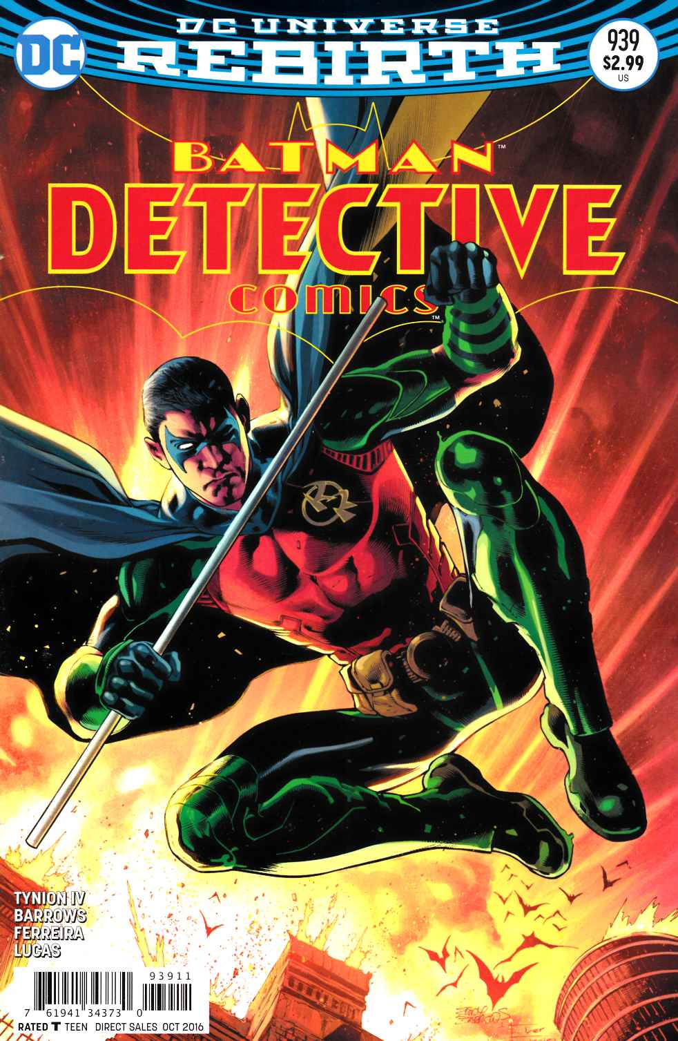 Detective Comics #939 [DC Comic] LARGE