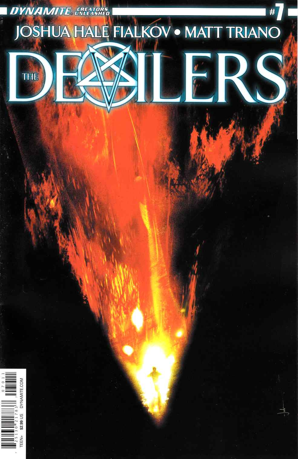 The Devilers #7 [Dynamite Comic] THUMBNAIL