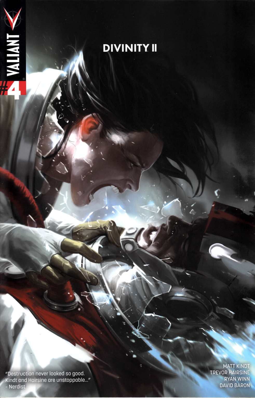 Divinity II #4 Cover A [Valiant Comic] THUMBNAIL