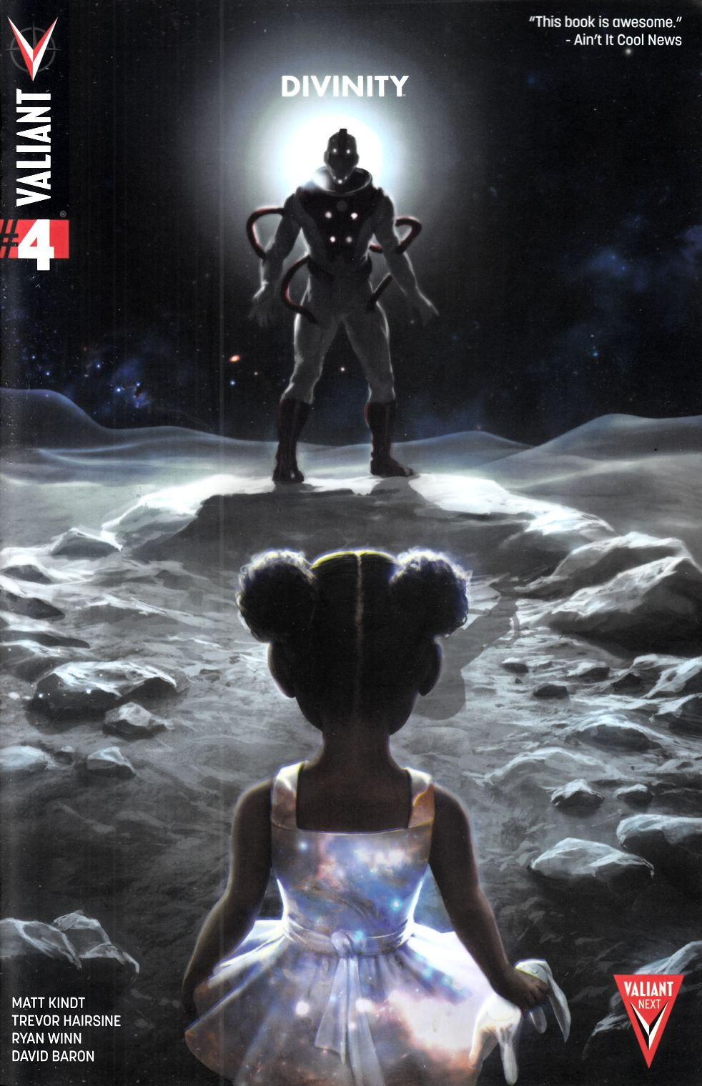 Divinity #4 Cover A- Kevic-Djurdjevic [Valiant Comic] THUMBNAIL