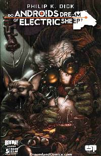Do Androids Dream Of Electric Sheep #5 (Cover A) LARGE