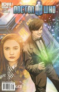 Doctor Who Ongoing Vol 2 #1 Cover A LARGE