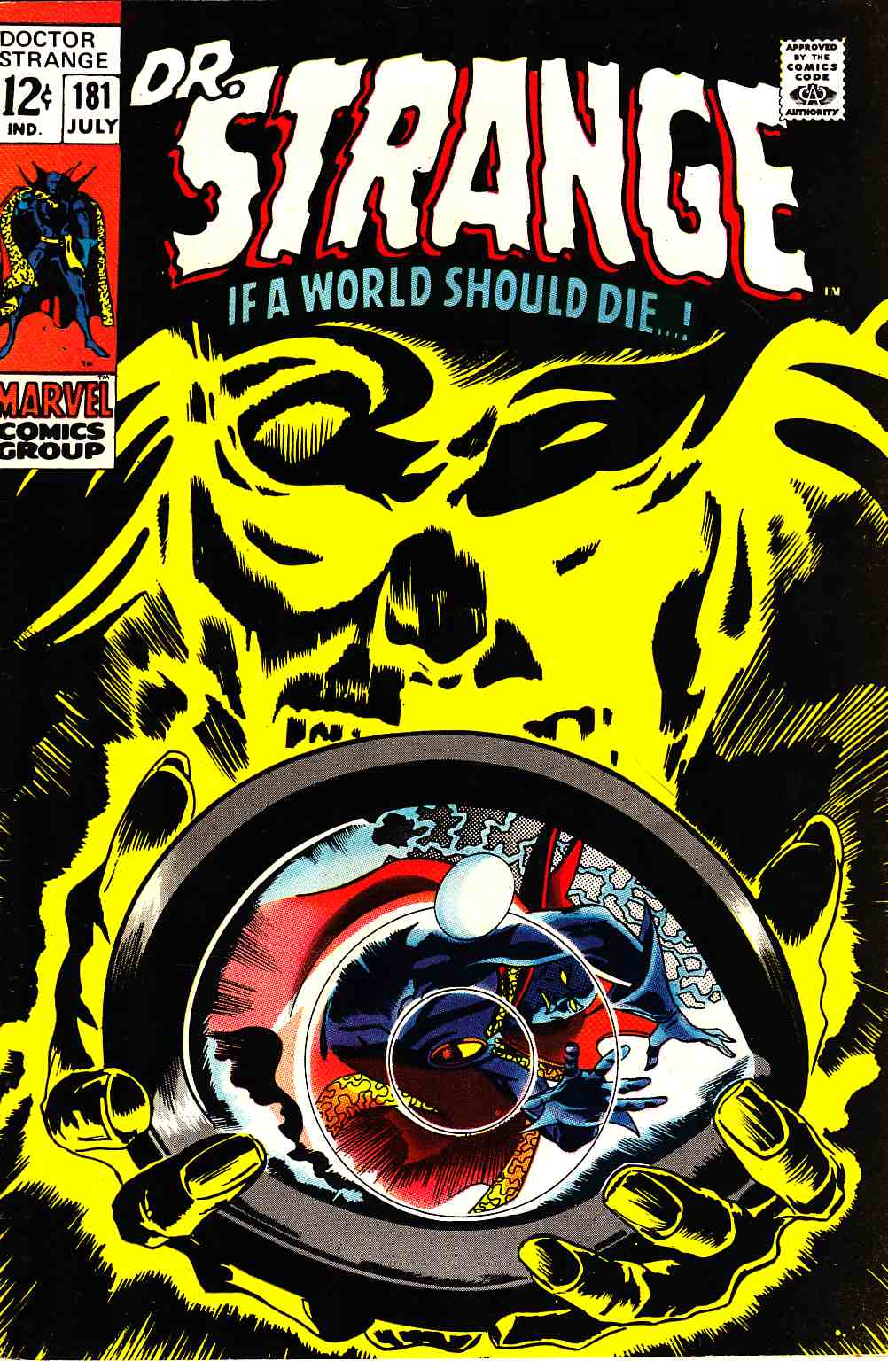 Doctor Strange #181 [Marvel Comic] THUMBNAIL