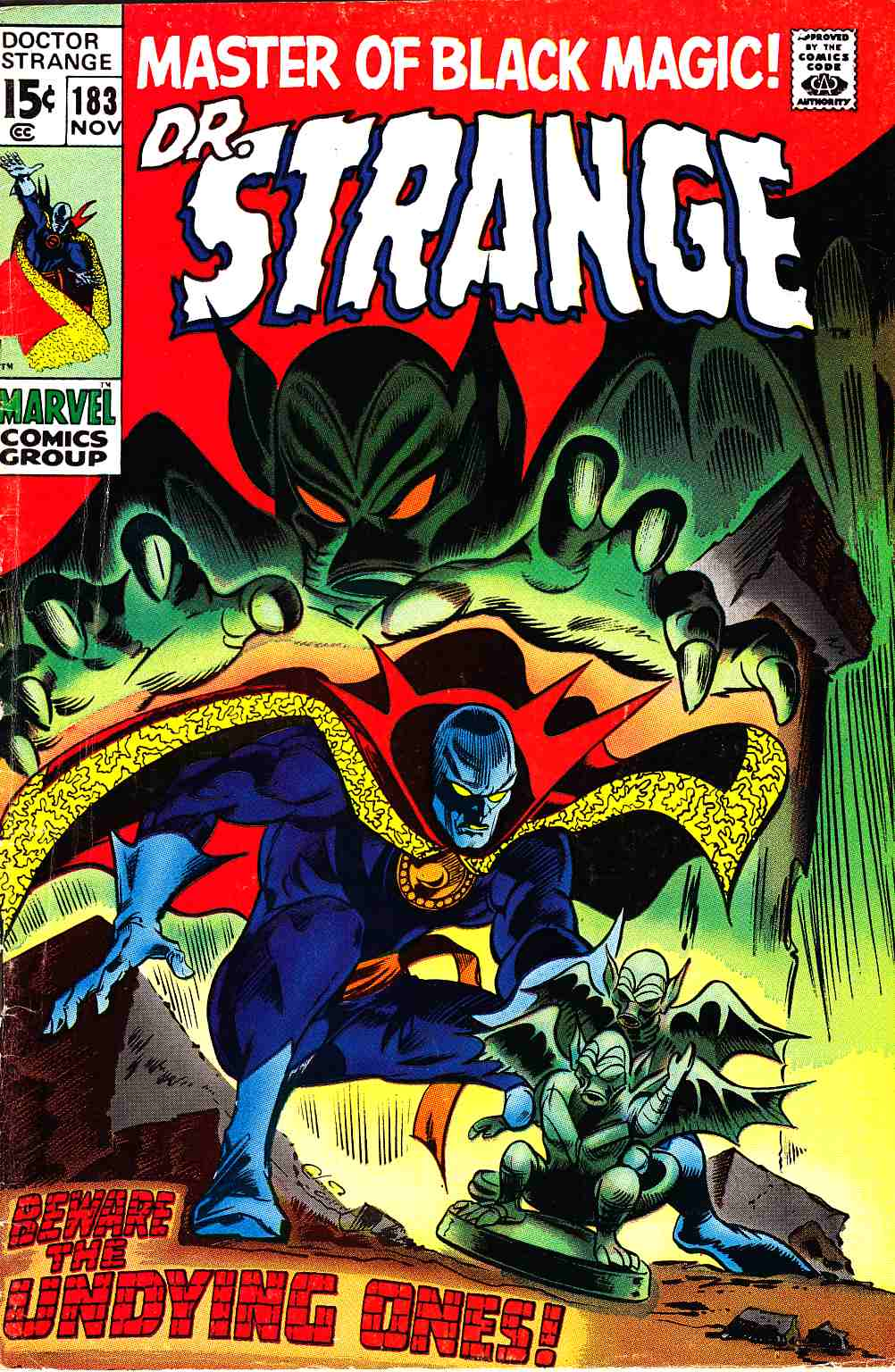 Doctor Strange #183 [Marvel Comic] THUMBNAIL