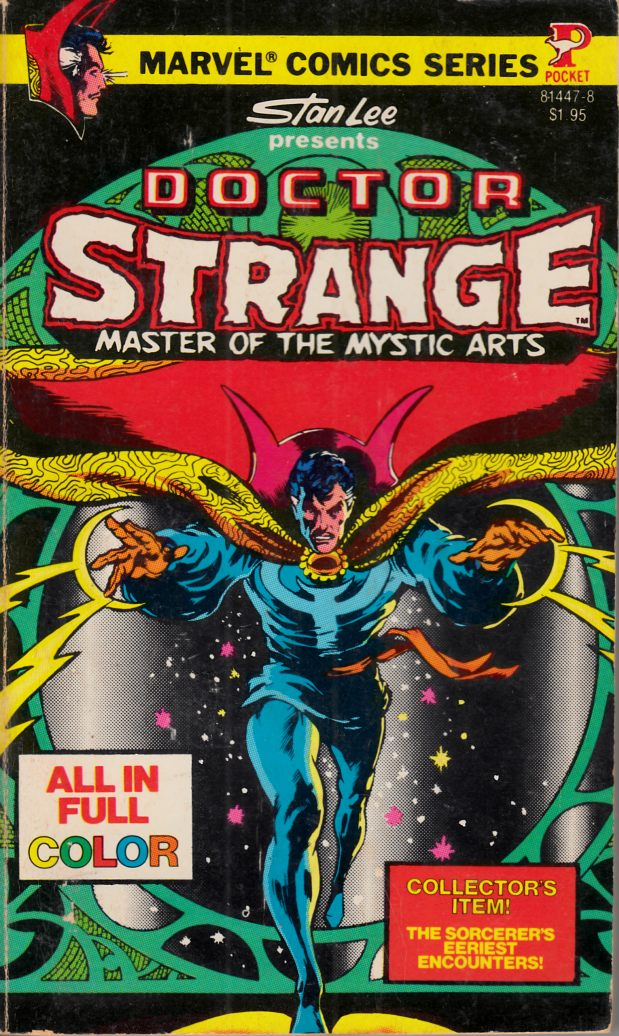Doctor Strange Volume 1 PB Fine (6.0) [Marvel Softcover] THUMBNAIL